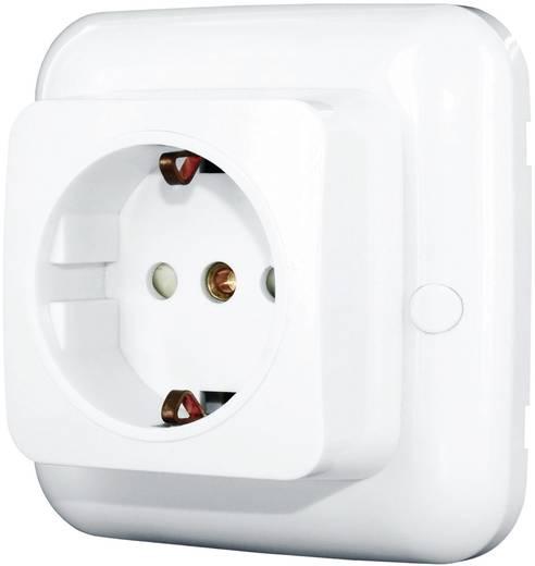 Vezeték nélküli falba építhető konnektor aljzat 433 MHz max. 2300 W, ELRO Home Easy HE881