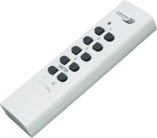 Vezeték nélküli konnektor, dugaszoló aljzat 4 részes kapcsoló készlet 433 MHz, ELRO Home Easy HE808S