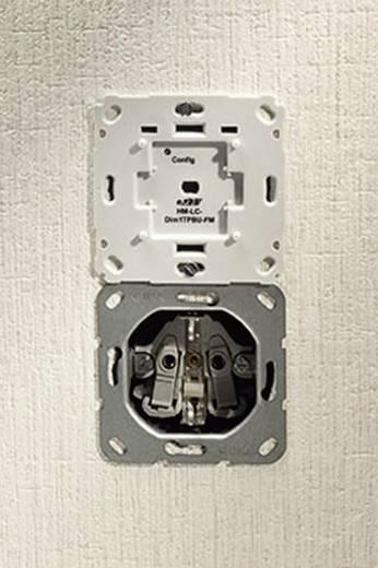 Vezeték nélküli fényerőszabályzó működtető, 1 részes, süllyesztett, Homematic 103029