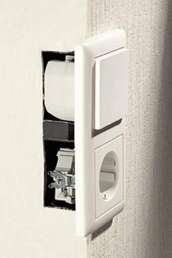 Vezeték nélküli fényerőszabályzó működtető, 1 részes, süllyesztett, Homematic 103038