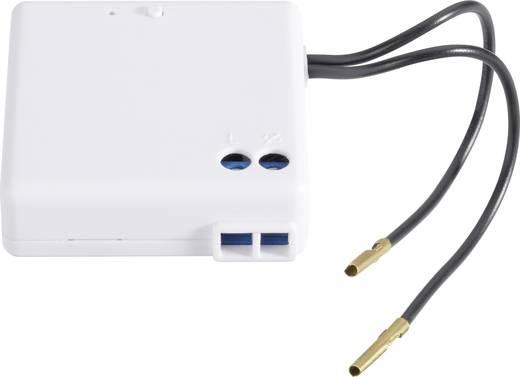Beépíthető vezeték nélküli vevő (extra kicsi), 1 csatornás, 5-300 W, max. 70 m, RSL