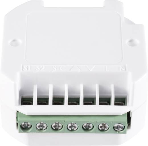 Vezeték nélküli redőnymozgató aktor (vevő), beépíthető, 1 csatornás, 500 W, max. 70m, RSL
