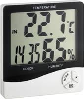 Digitális hőmérő- és légnedvesség mérő, órával, TFA 30.5031 (30.5031) TFA Dostmann