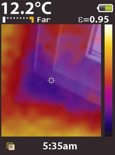 Vizuális infra hőmérő, Fluke VT04