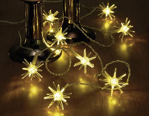 Kültéri motívumos, LED-es fényfüzér, 12 melegfehér LED, 1220 cm, 07-C008
