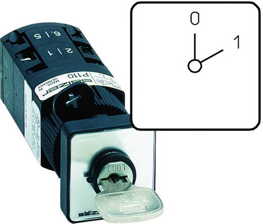 Kapcsoló, Sälzer P110-61001-S001B