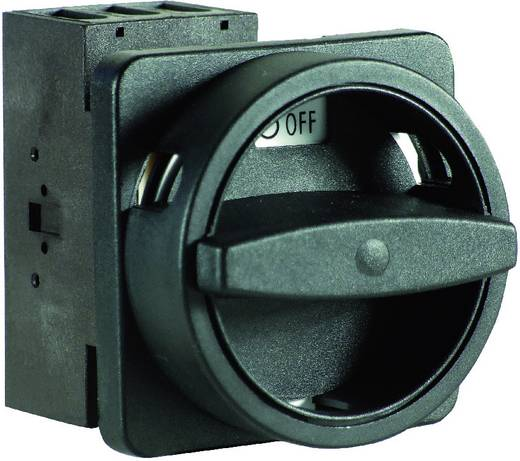 Terhelés leválasztó kapcsoló, 32 A 1 x 90 ° fekete Sälzer H226-41300-033N1 1 db