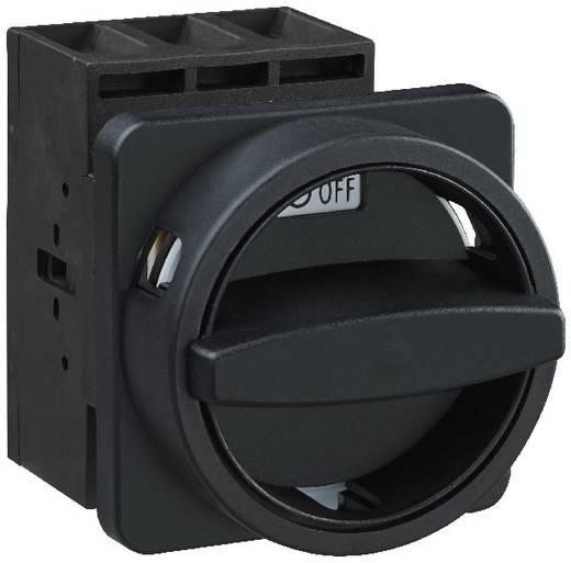 Terhelés leválasztó kapcsoló, 63 A 1 x 90 ° fekete Sälzer B263-41300-033N1 1 db