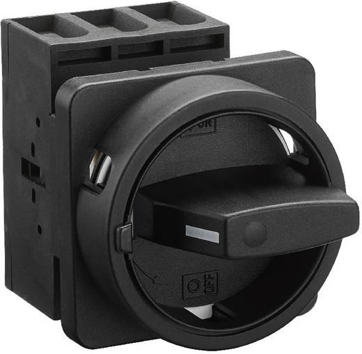 Terhelés leválasztó kapcsoló, 63 A 1 x 90 ° fekete Sälzer B263-41300-033M1 1 db