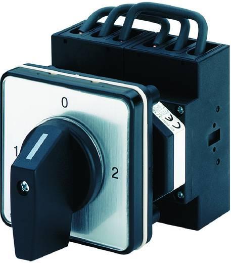Terhelés leválasztó kapcsoló, 25 A 2 x 90 ° fekete Sälzer H220-71300-013M1 1 db