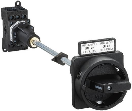 Terhelés leválasztó kapcsoló, 25 A 1 x 90 ° fekete Sälzer H220-41300-281M1 1 db