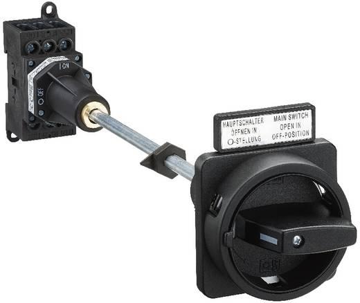 Terhelés leválasztó kapcsoló, 32 A 1 x 90 ° fekete Sälzer H226-41300-281M1 1 db