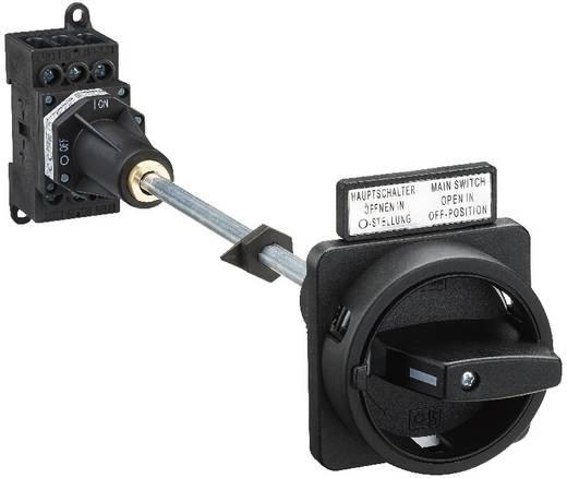Terhelés leválasztó kapcsoló, 40 A 1 x 90 ° fekete Sälzer H233-41300-281M1 1 db