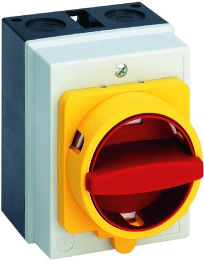 Terhelés leválasztó kapcsoló, 20 A 1 x 90 ° sárga, piros Sälzer H212-41300-077N4 1 db