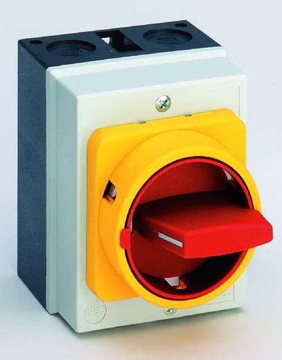 Terhelés leválasztó kapcsoló, 20 A 1 x 90 ° sárga, piros Sälzer H212-41300-077M4 1 db