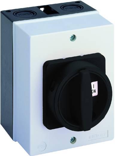 Terhelés leválasztó kapcsoló, 20 A 1 x 90 ° fekete Sälzer H216-41300-700N1 1 db