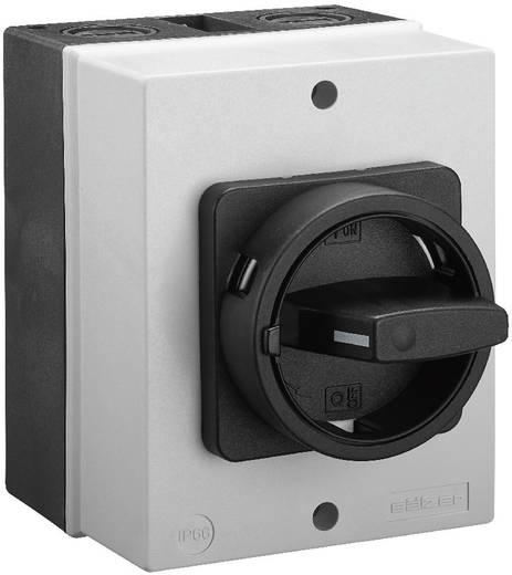 Terhelés leválasztó kapcsoló, 20 A 1 x 90 ° fekete Sälzer H216-41300-700M1 1 db