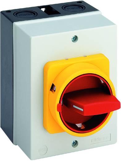 Terhelés leválasztó kapcsoló, 25 A 1 x 90 ° sárga, piros Sälzer H220-41300-700M4 1 db