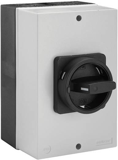 Terhelés leválasztó kapcsoló, 40 A 1 x 90 ° fekete Sälzer H233-41300-710M1 1 db