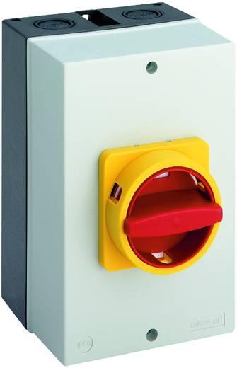 Terhelés leválasztó kapcsoló, 40 A 1 x 90 ° sárga, piros Sälzer H233-41300-710N4 1 db