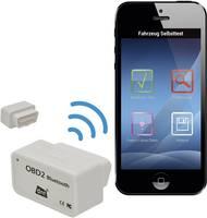 Bluetoothos OBD II kiolvasó, Dnt 66713 dnt