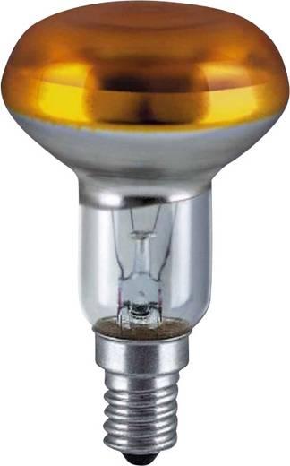 Reflektoros izzó, R50, E14, 40 W, sárga, gomba forma, Osram 4050300001265