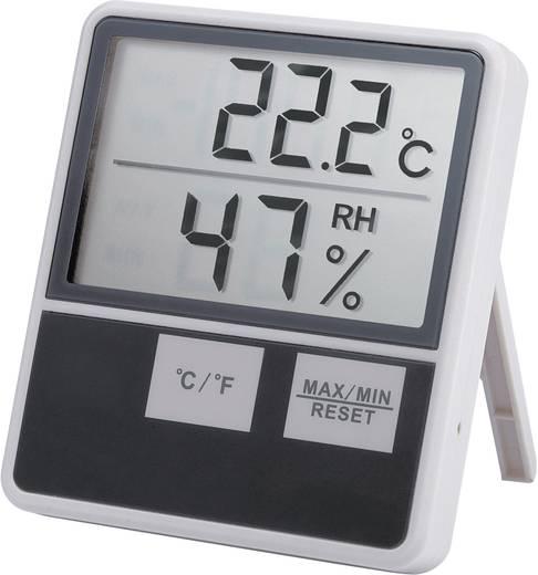 Jumbo beltéri digitális hőmérő és páratartalom mérő, Conrad 1014