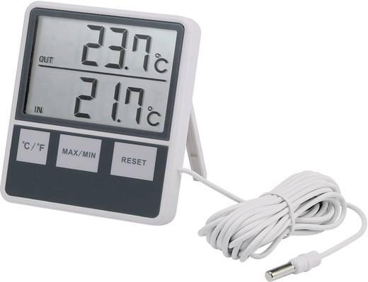 Nagykijelzős digitális külső-belső hőmérő CE Jumbo