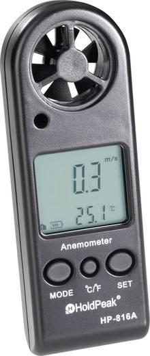 Kézi szélmérő, szélsebesség mérő LCD kijelzővel MR 330
