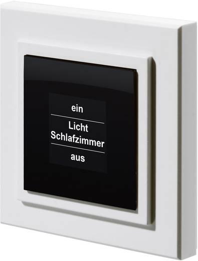 Fali rádiós kapcsoló, kijelzővel, HomeMatic