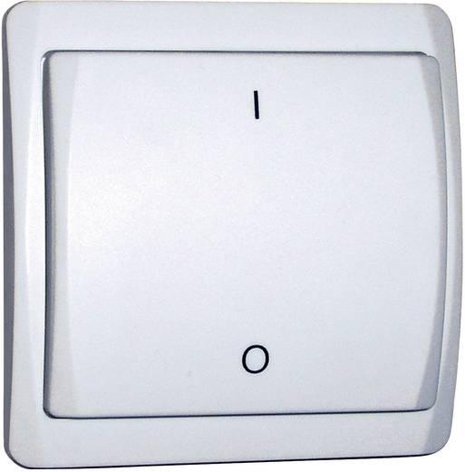 Vezeték nélküli fali kapcsoló (adó) 1 csatornás, max. 70 m, RSLT1