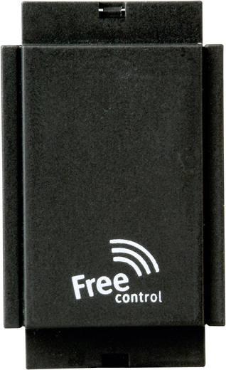 Szerelőklip kalapsínhez, vezeték nélküli vevők részére Kopp FreeControl®