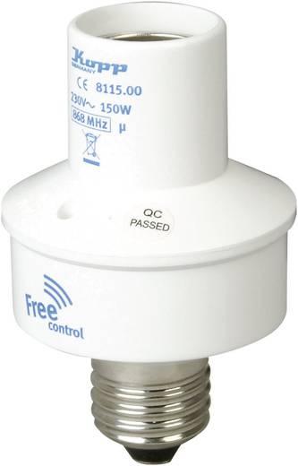 Kopp FreeControl vezeték nélküli lámpa foglalat, E27, 868MHz, 811500021