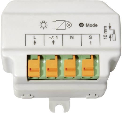 Fáziseltolásos fényerőszabályozó, 1 csatornás, vakolat alatti, HomeMatic