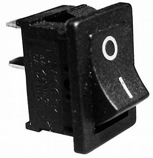Mini billenőkapcsoló, 1 x BE
