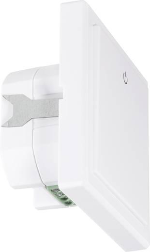 Vezeték nélküli falba süllyeszthető kapcsoló (vevő) 1 csatornás, max 70 m, RSLW2