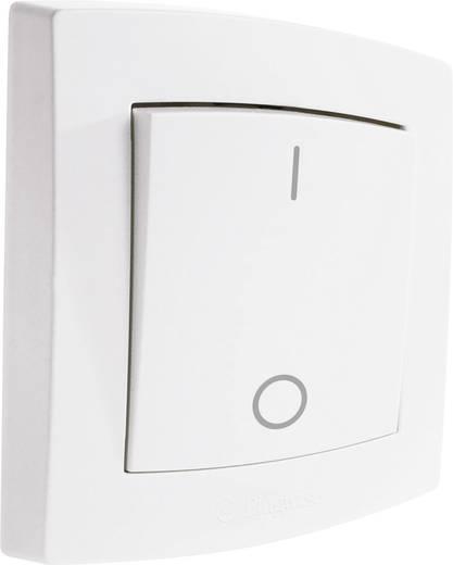 Vezeték nélküli kapcsoló, falra szerelhető, max. 200 m, Plugwise