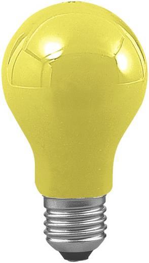 Speciális izzó fényfüzérekhez, E27, 25 W, sárga, izzólámpa forma, Paulmann 40022