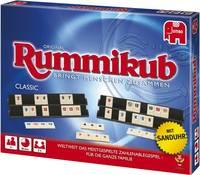 Jumbo Rummikub Classic - homokórával Jumbo