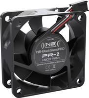 Számítógépház ventilátor 60 x 60 x 25 mm, NoiseBlocker ITR-PR-2 NoiseBlocker