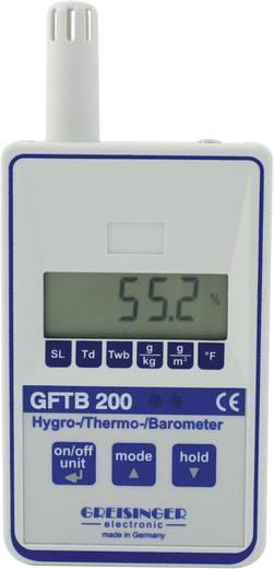 Greisinger GFTB 200Légnedvesség- és hőmérséklet mérő készülék, termo-, higrométer