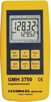 Greisinger precíziós hőmérő és adatgyűjtő Pt100 érzékelőhöz -199.99 - +850 °C Greisinger GMH 3750 Greisinger