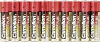 Mikroelem AAA, alkáli mangán, 1,5V, 10 db, Camelion LR03, AAA, LR3, AM4M8A, AM4, S Camelion