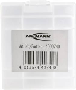 Ansmann 4db-os ceruza-, mikroelem tartó doboz Ansmann