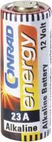 Speciális elem 23 A  alkáli mangán 12 V 55 mAh  Conrad energy  Conrad energy