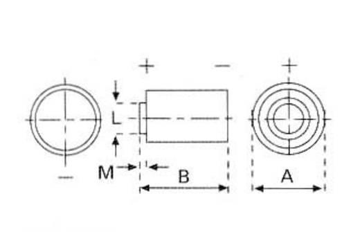 CR 2 NP lítium elem, 3V 1400 mAh, 11,6 x 60 mm, Varta CR 2 NP