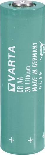 AA lítium ceruzaelem, 3V 2000 mAh, 15 x 50 mm, Varta CR AA