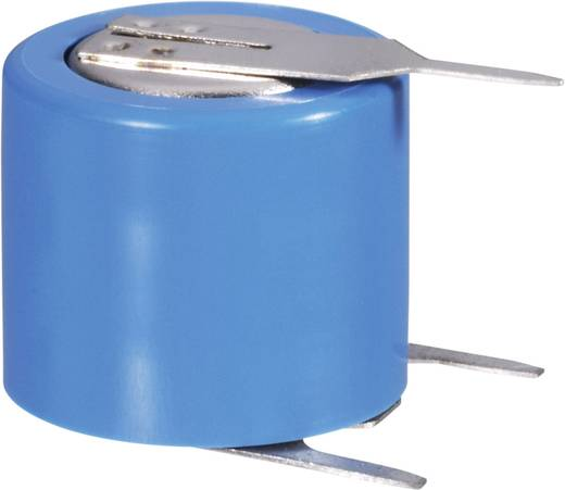 CR1/3N forrfüles lítium gombelem, forrasztható, 3 V, 170 mA, Varta CR 1/3 N SLF 6131