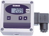 Oxigénmérő külső érzékelővel és hőmérséklet mérő funkcióval 0 - 100 %, Greisinger Oxy 3690 Greisinger