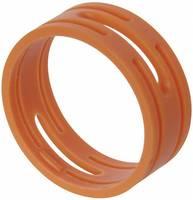 Kábeljelölő gyűrű készlet 10db narancs színű Neutrik XXR-SET-3 (XXR-SET-3) Neutrik